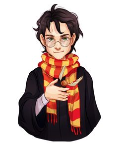 88 Harry Potter Characters Illustration Ideas - My list of the most creative tattoo models Harry Potter Sketch, Harry Potter Cartoon, Theme Harry Potter, Harry Potter Artwork, Harry Potter Drawings, Harry James Potter, Harry Potter Aesthetic, Harry Potter Wallpaper, Harry Potter Fandom