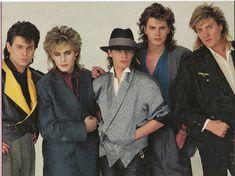 Roger, Nick, Andy, John & Simon