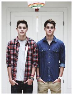 Finn and Jack :)