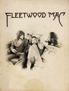 I love a lot of classic rock bands, but Fleetwood Mac will always be my #1.