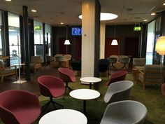 Aspire Lounge Copenhagen CPH Airport review - Everybody Hates A Tourist