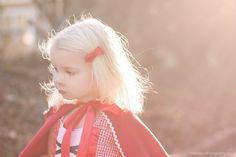 Halloween costume mini | Little Red Riding Hood | child photographer | Fall  www.NikkieJeanPhotography.com