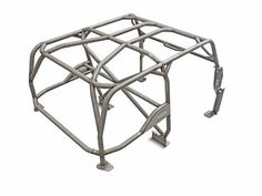 THIS ITEM DOES NOT SHIP FOR FREE. PLEASE GET A SHIPPING QUOTE BEFORE YOU ORDER. CLICK HERE to give us your shipping address. This is a complete replacement roll cage kit for your Jeep CJ-7. It was car