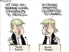 Cartoon | Donald Trump