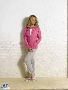 Russell Athletic Summer 2013 Ladies Collection #Russell #Athletic  #Russellbrands #Authentic #American #SportsWear #Apparel #Summer  #Collection #Sports #Wear #Sweatshirt #Womanswear Russell Athletic, Summer Collection, Sportswear, Winter Jackets, Sporty, Bra, American, Sweatshirts, Lady