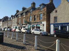 Anstruther Fish Bar, Fife. So worth the drive! We normally stop off if we've been to St Andrews for the best fish and chips ever!