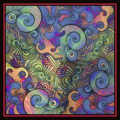 blue abstractos by santosam81.deviantart.com on @deviantART