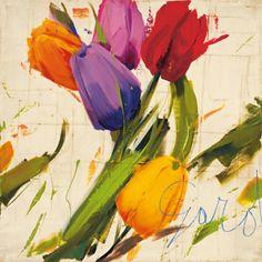 Garden Print by Antonio Massa at Art.com