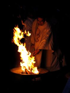 Easter Vigil Mass 2012, Holy Cross Catholic Church Kauai