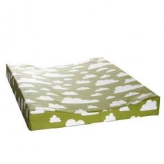 Farg & Form Nappy Changer in Green - Farg and Form available online at Nubie | Nubie - Modern Baby Boutique