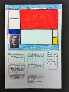 This could be one of my favorite projects so far this year. I was trying to figure out a good way to introduce art history into my classroo...