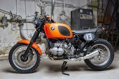BMW R80 - DOZER GARAGE - ROCKETGARAGE PHOTO - DANIEL ANOHIN
