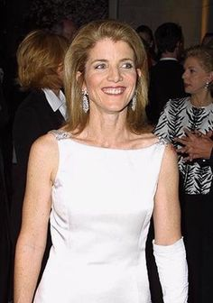 Caroline Kennedy Schlossberg JFK and Jackie's daughter
