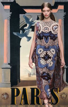 Miss Moss: A Travelling Valentino