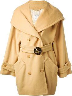 Céline Vintage Oversized Coat - A.n.g.e.l.o Vintage - Farfetch.com