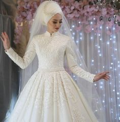 Image may contain: 1 person standing and wedding Tesettür Abiye Modelleri 2020 Image may contain: 1 person standing and wedding Tesettür Abiye Modelleri 2020 Apsara ( Muslimah Wedding Dress, Muslim Wedding Dresses, Muslim Brides, Muslim Dress, Bridal Dresses, Bridesmaid Dresses, Prom Dresses, Muslim Girls, Hijab Dress Party