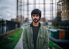 Ben Whishaw in the N1 Deck Jacket