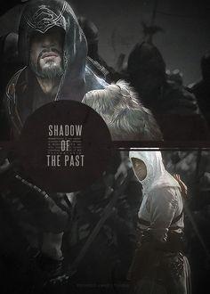 Ezio Auditore da Firenze and Altaïr Ibn-La'Ahad | Assassin's Creed