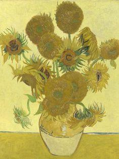Vincent van Gogh, Sunflowers 1888 NG3863