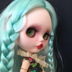 OOAK Custom Blythe Doll Maya by ImpEmporium on Etsy