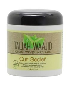 Taliah Waajid- Curl Sealer Two Strand Twists, Hair Lotion, Curl Curl, Leave In Conditioner, Natural Curls, Cosmetics, Fixation, Modeling, Free