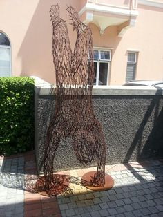 Wire man handstand #kalkbay