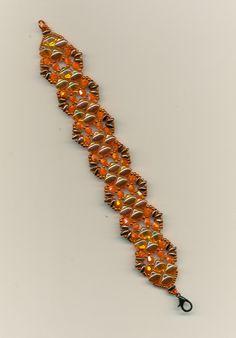 Bracelet made by Marcie Lynne.