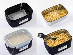The Trekmates Flameless Cook Box uses no gas or petrol to create heat, making it far safer and simpler than other current cooking methods. GetdatGadget.com/trekmates-flameless-cook-box-revolutionizes-outdoor-cooking/