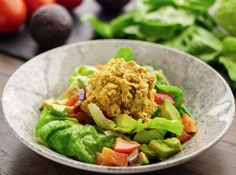 "Sunday Brunch - Articles - Chickpea ""Tuna"" Salad - All 4"