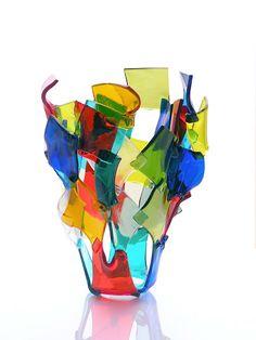 Caterina Fuscaldo - Objetos con Vidrio