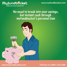 #Personal #loan, the beginning of a new era Apply: https://www.myfundbucket.com/personalLoan Toll free - 1800 1200 288 #digital #finance #F