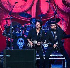 Jeff Porcaro, Simon Phillips, Steven Lee, Cool Hand Luke, Joseph Williams, Ringo Starr, Van Halen, Kinds Of Music, Great Bands