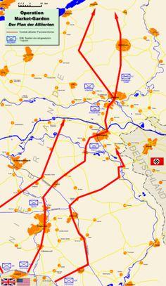 Operation Market Garden - Wikipedia, the free encyclopedia