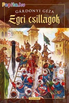 1552. Magyarország három részre szakadt. A félelmetes Oszmán Birodalom az elmúlt évtizedek során minden ellenállást legyűrt, oda Buda, és a legyőzhetetlennek tűnő török hadak újabb és újabb erősségeket foglalnak el. Csak Eger vára áll ellen, ahol a kicsiny, de elszánt védősereg minden fortélyt bevet, és mindent feláldoz, hogy megakadályozza az ország végromlását...  Gárdonyi Géza eleven klasszikusa a magyar történelem legválságosabb korszakába visz minket, és a regény felejthetetlen hőseinek… Painting, Art, Products, Art Background, Painting Art, Kunst, Paintings, Performing Arts, Painted Canvas