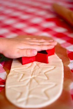 salt dough ornaments so simple that even your kids can do which is