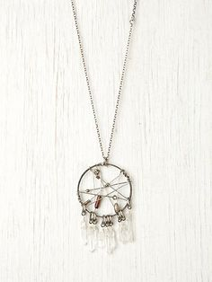 Brix Dream Catcher Pendant <3 if only it wasn't so expensive :'(