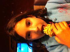 Mmmmm....cupcake