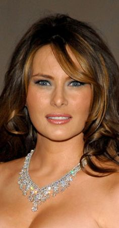 Melania Trump, Self: The Apprentice. Melania Trump was born on April 1970 in Sevnica, Yugoslavia as Melanija Knavs. Melania Knauss Trump, Trump Melania, Melania Trump Pictures, First Lady Melania Trump, Melania Trump Jewelry, John Trump, Trump Is My President, Donald Trump, Melina Trump