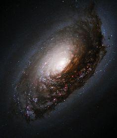 Black Eye Galaxy.