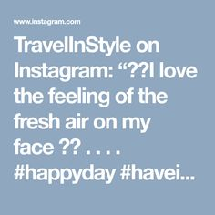 "TravelInStyle on Instagram: ""❄️I love the feeling of the fresh air on my face ❄️ . . . . #happyday #haveingfun #instalike #instagood #instalife #bestfriends #happylife…"""
