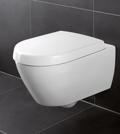 56001001 Villeroy & Boch 5K001001 V&B Subway 2.0 Vegghengt toalett 375x565 mm, Alpinhvit