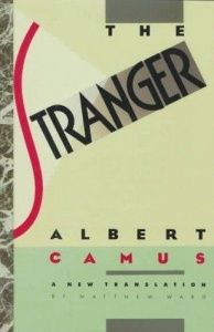 The Stranger by Albert Camus is today's AP Reading List Book-A-Day.