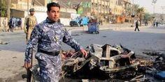 Irak'ın Babil kentinde kontrol noktasına yönelik intihar saldırısında ilk belirlemelere göre 34 kişinin öldüğü, 39 kişinin yaralandığı bildirildi. Irak'ın