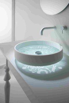 Коллекция продуктов для ванных комнат Omvivo
