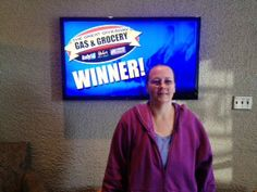 Lisa Ayers won $100!