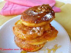Il Pomodoro Rosso di MAntGra: Frittelle di mele