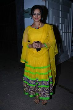Divya Dutta at the screening of 'The Secret Life of Walter Mitty' Divya Dutta, Life Of Walter Mitty, Ethnic Dress, Event Photos, Secret Life, Celebs, Celebrities, Traditional Outfits, Indian Actresses