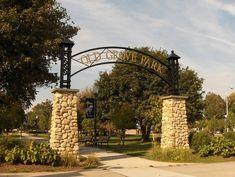 West Haven, CT : Park Entrance