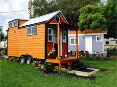 Orlando Lakefront at College Park A Tiny Home RV Community