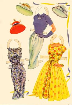 Joanne Woodward 1958 Saalfield #4441 - Bobe - Picasa Web Albums
